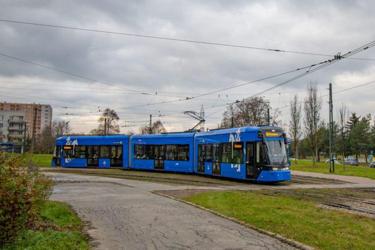 Lajkonik na linii nr 14